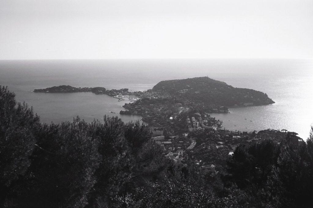Saint-Jean Cap Ferrat l'hiver