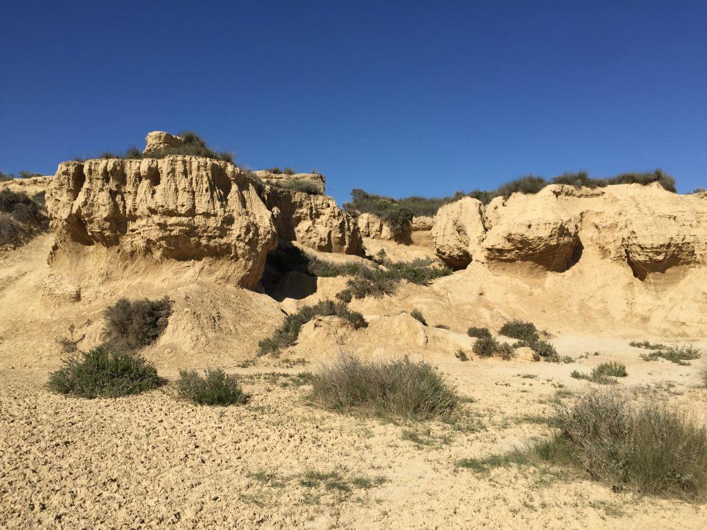 Un lieu perdu en Espagne, Las Banderas