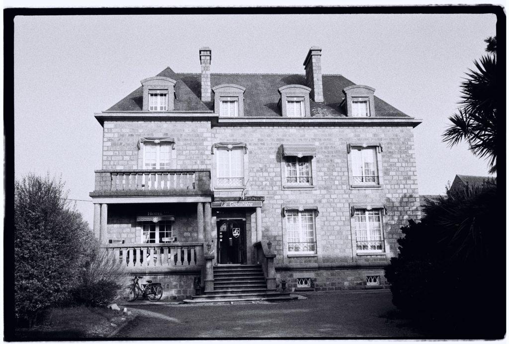 L'hôtel la granitière à Saint-Vaast la Hougue