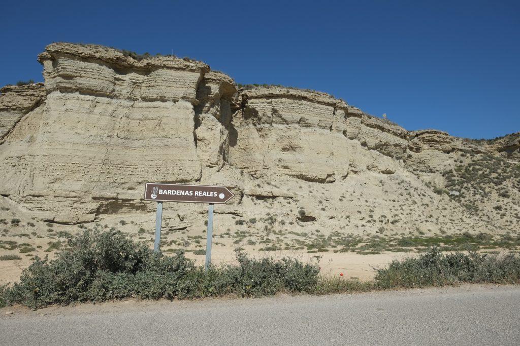 Un décors minéral dans le nord de l'Espagne