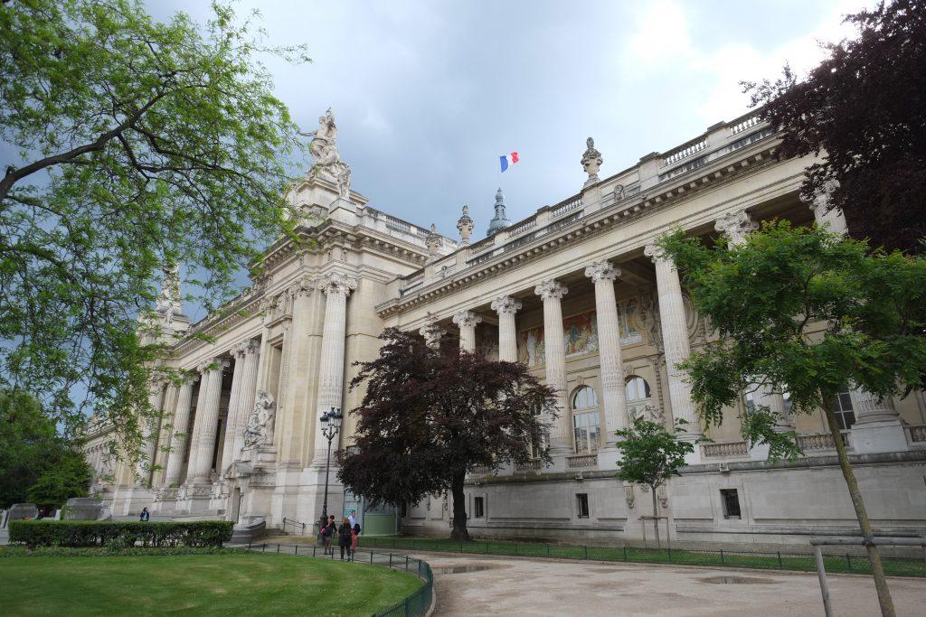 Le Grand Palais à Paris, l'un des lieux le plus visités de France