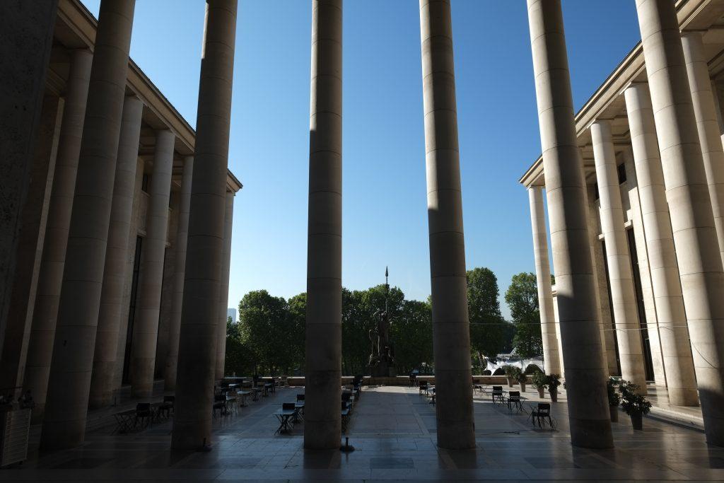 Le musée d'art moderne, Paris