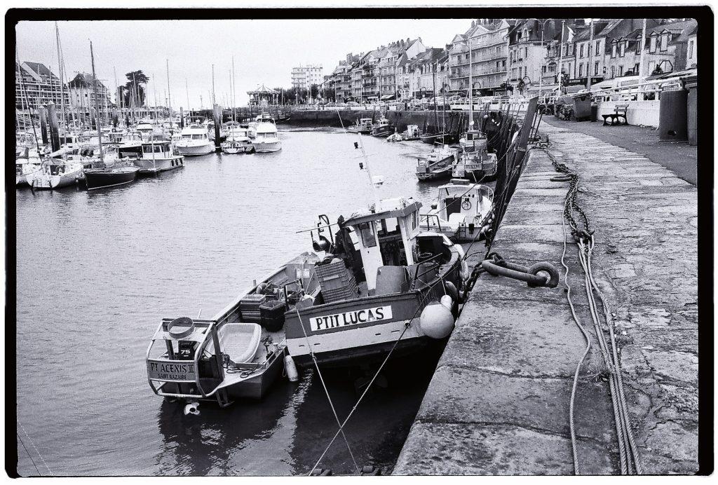 Le port du Pouliguen, Loire Atlantique