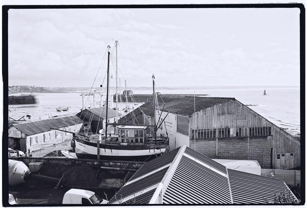 Les entrepôts et autres hangars de Granville
