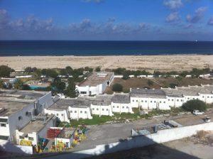 La ville de Bizerte dans le nord de la Tunise