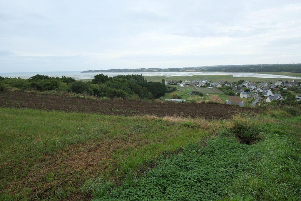 La baie de Saint-Brieuc, l'un des plus beaux paysages des Côtes d'Armor