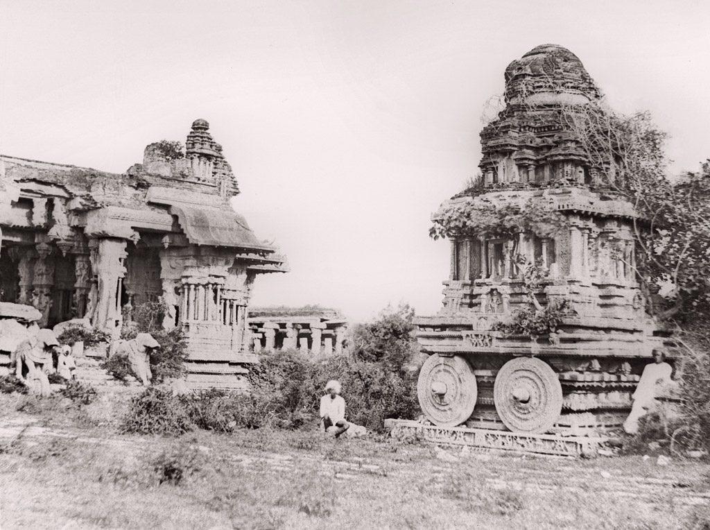 Temple de Vitthala - Alexander Greenlaw