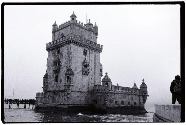 La tour de Belem, l'un des emblêmes de la ville de Lisbonne