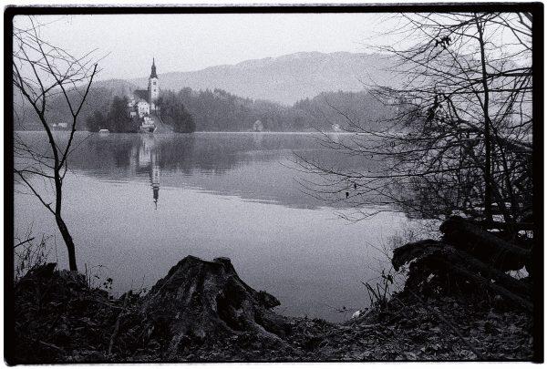 Le splendide lac de Bled en Slovénie