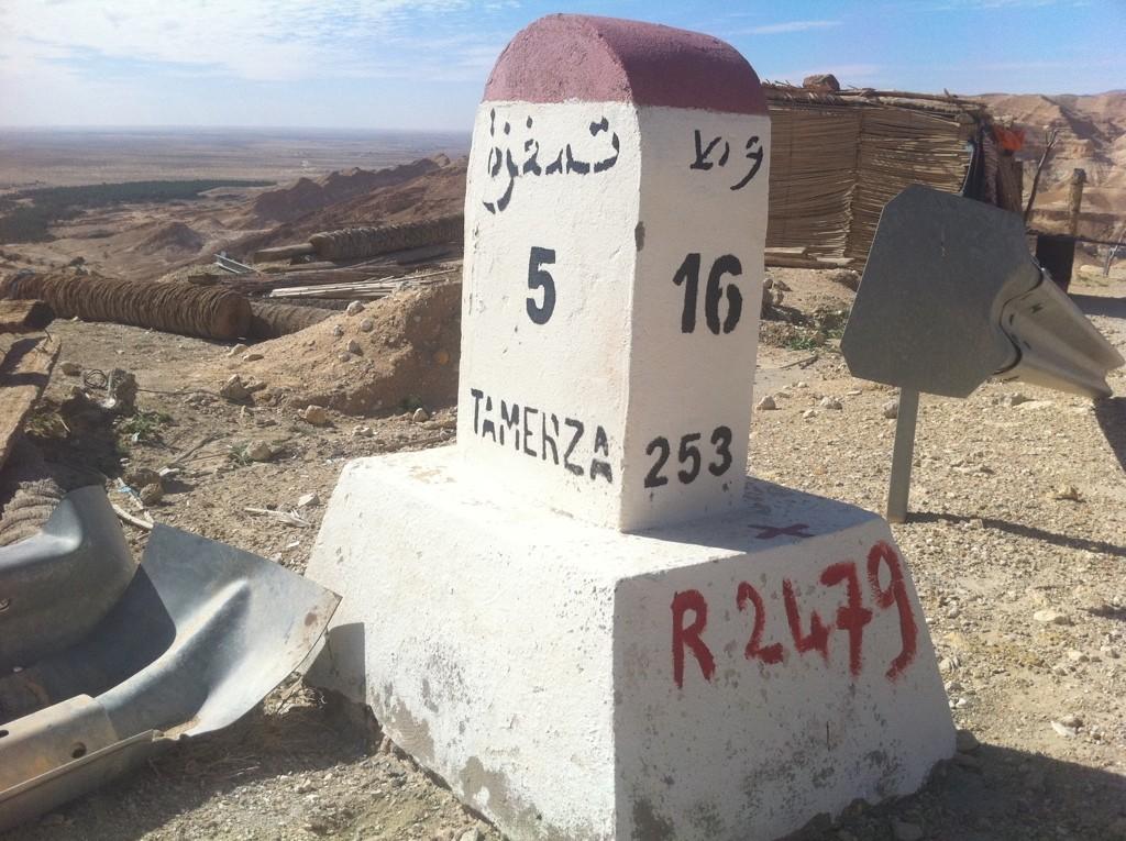 Road trip en Tunisie