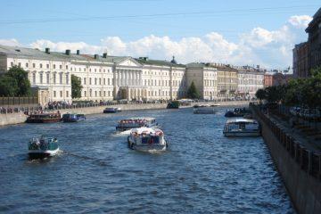 Saint-Petersbourg pour toujours
