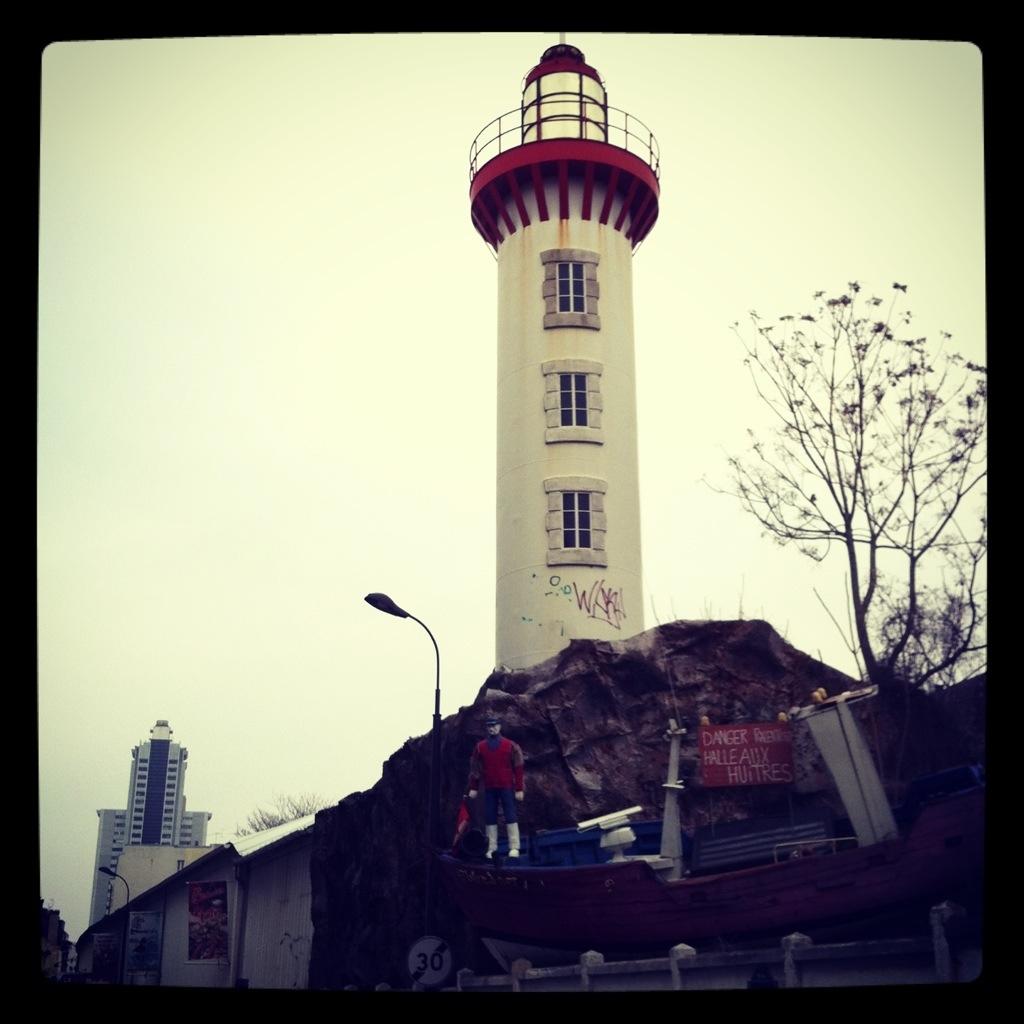 Le seul phare de Paris