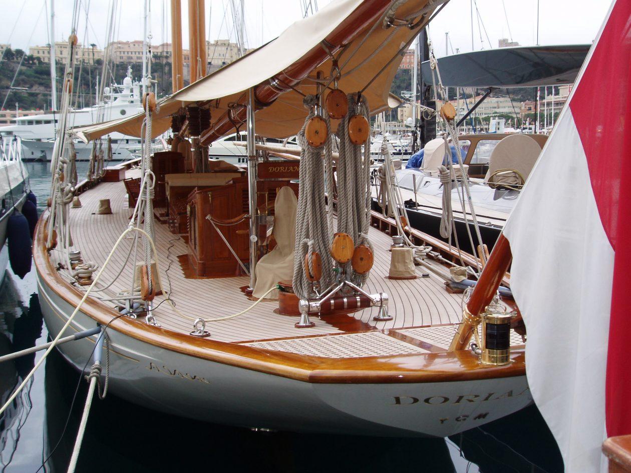 Les yachts de Monaco
