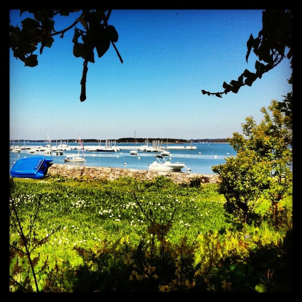Locmariaquer, escale maritime dans le golfe du Morbihan