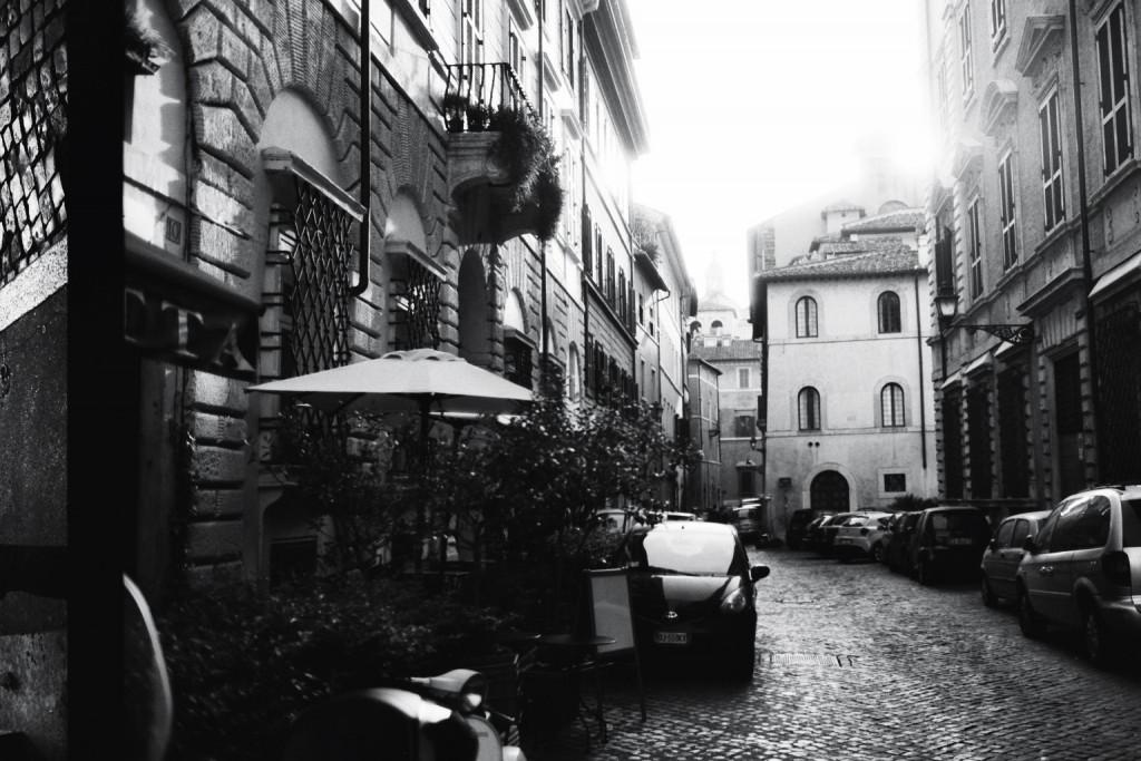 Balade à Rome