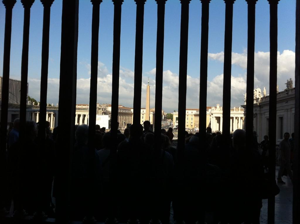 Le Vatican, la cité Etat au coeur de Rome
