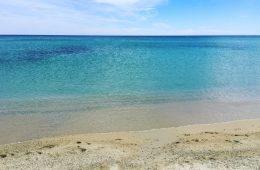 La plage de Pampelone, l'une des plus belles plages de France