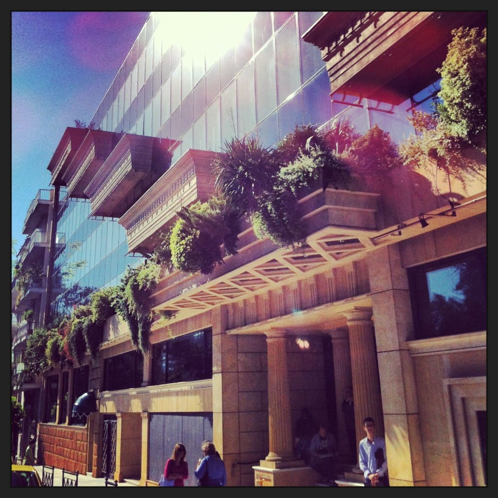 Hotel Plaza, un superbe hôtel à Athènes