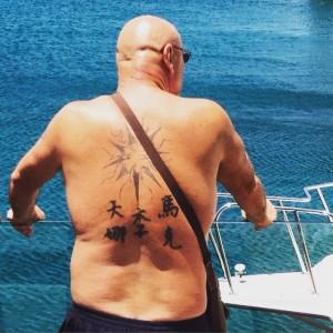 Qui a dit que les marins n'étaient pas des gros durs?