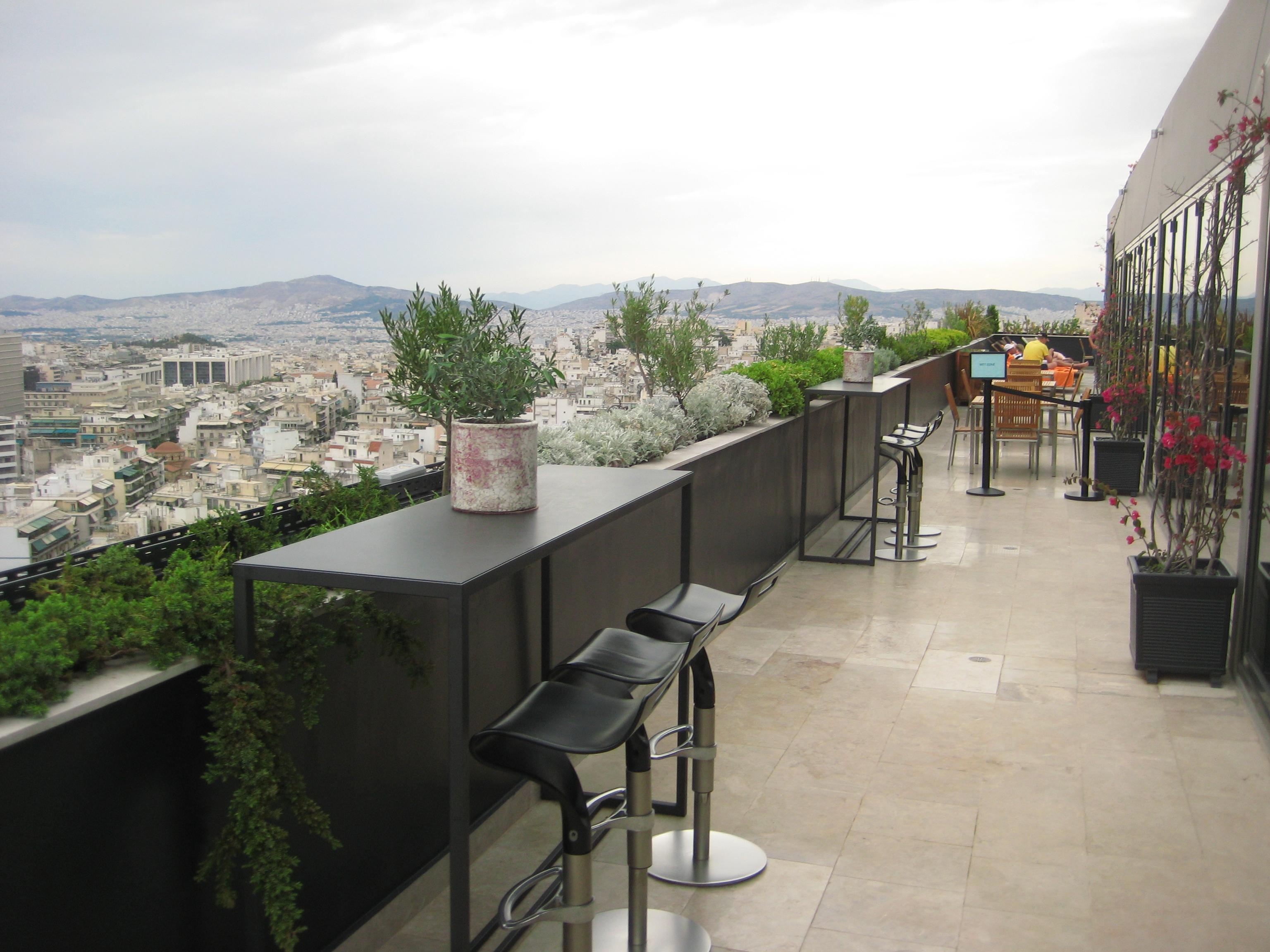 Lounge Bar au President Hotel