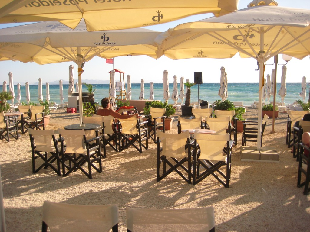 plage à proximité d'Athènes, Marina Alimos
