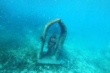Musée sous-marin de Cancun le résultat est splendide