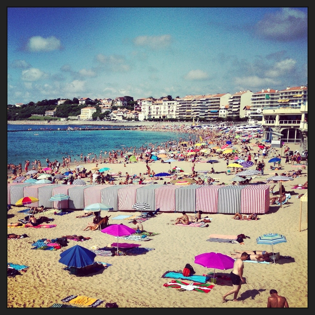 Saint-Jean de Luz, pays Basque