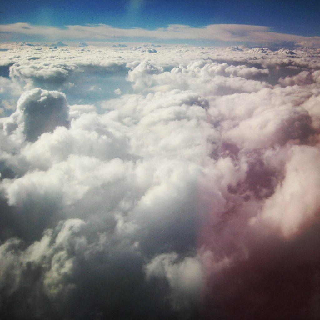 Voyage dans les nuages