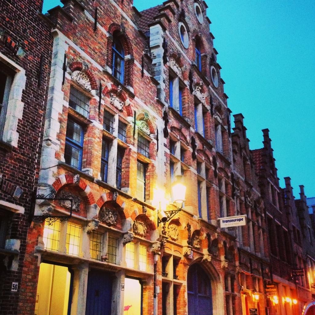Bruges une ville hors du commun