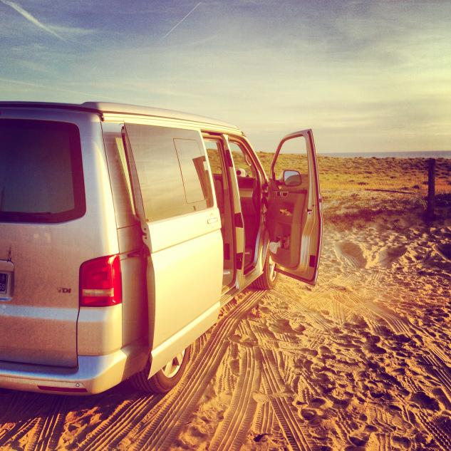 Van VW California