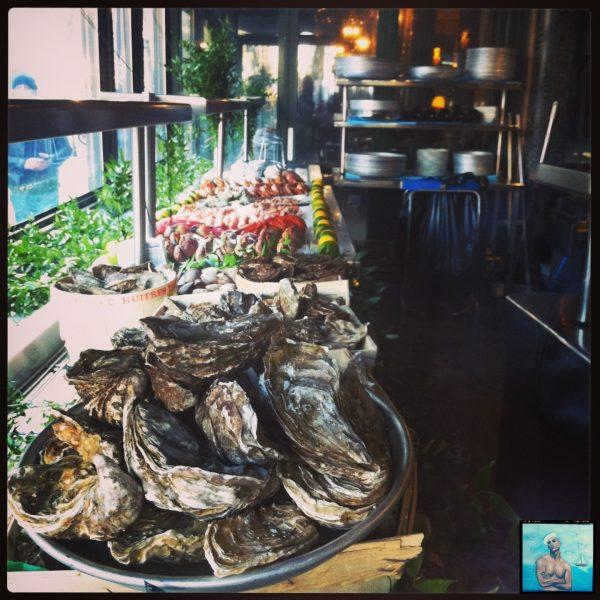 Restaurants de fruits de mer, poissons et crustacés à Paris @escaledenuit