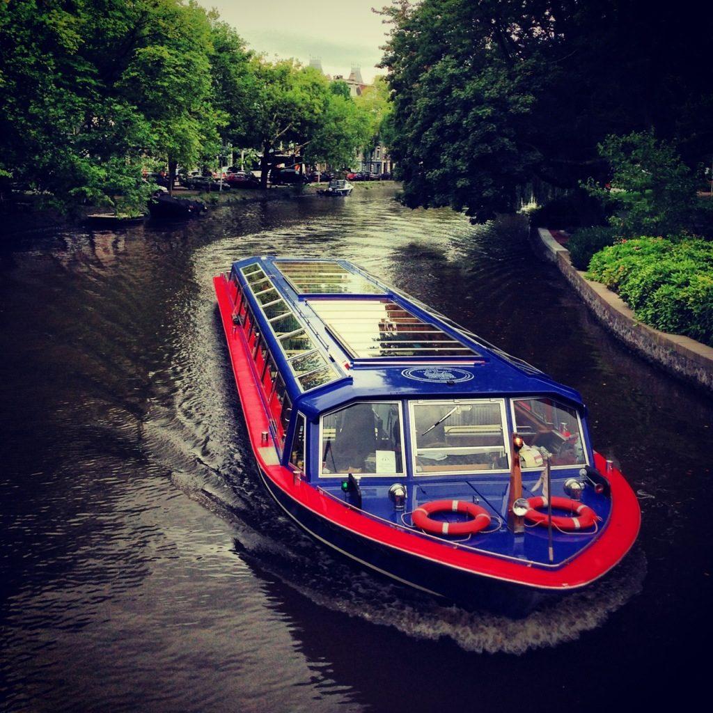 Amsterdam, les chemins de la liberté avec escale de nuit