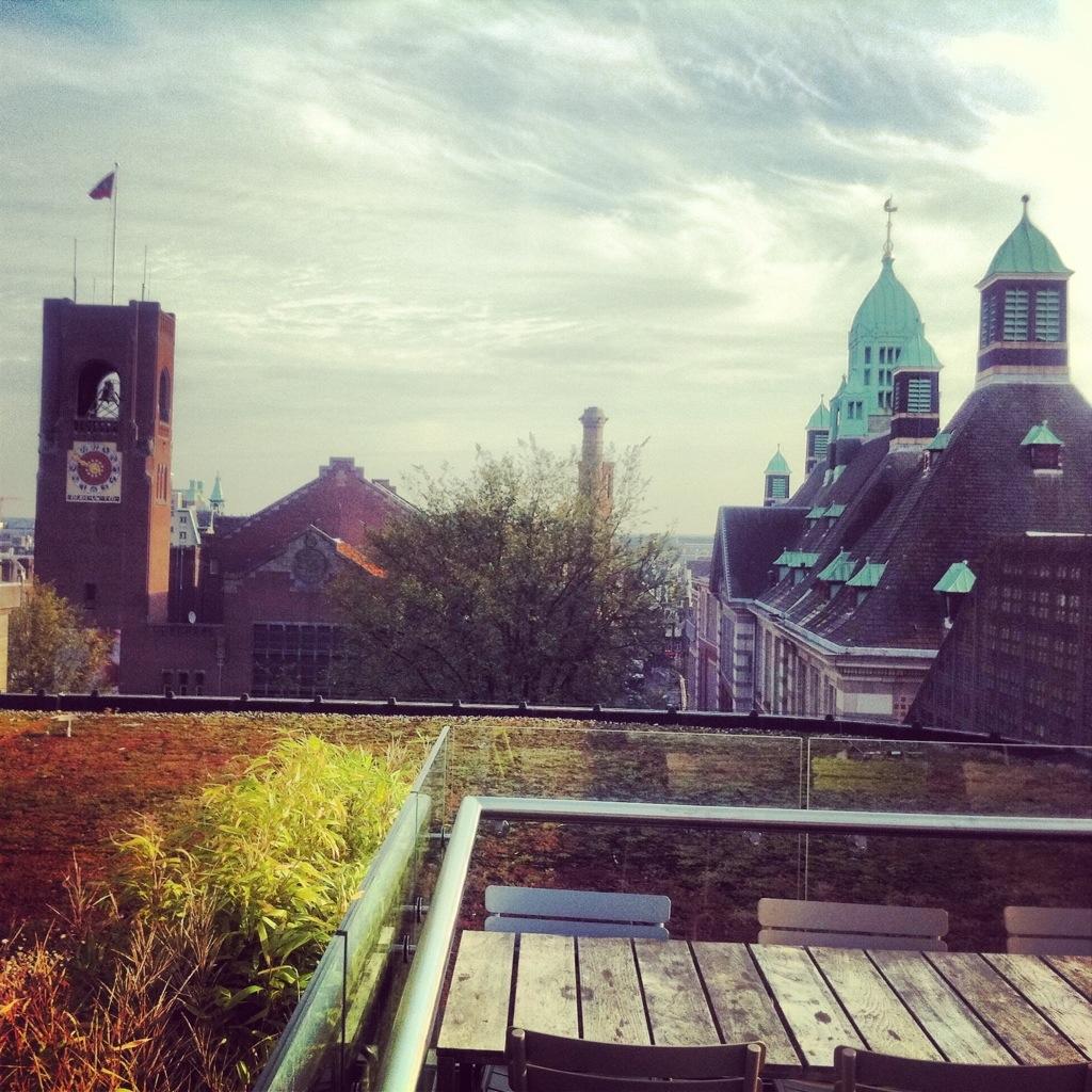 Amsterdam et ses couleurs d'automne