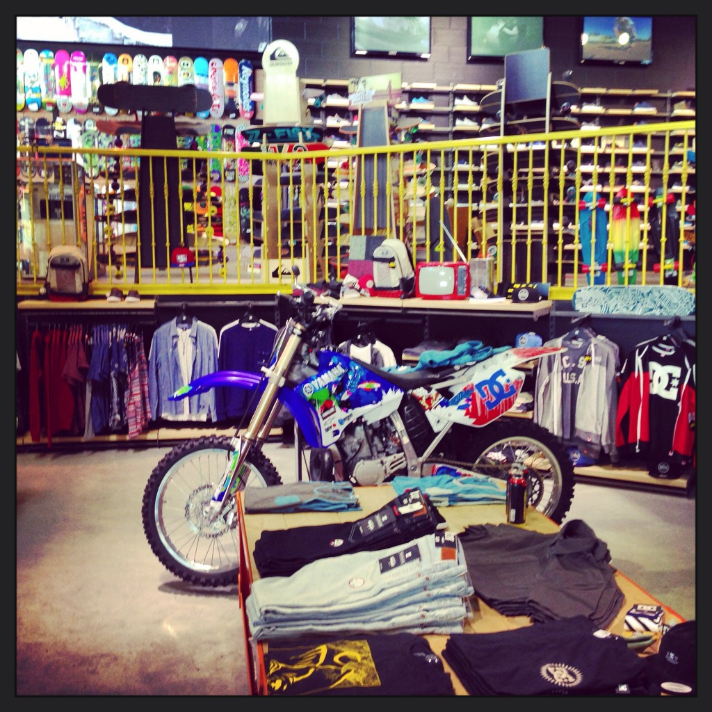 Le shop 162 de QuickSilver
