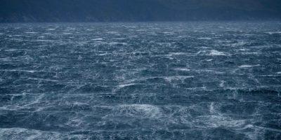 Un jour de tempête au Cap Horn