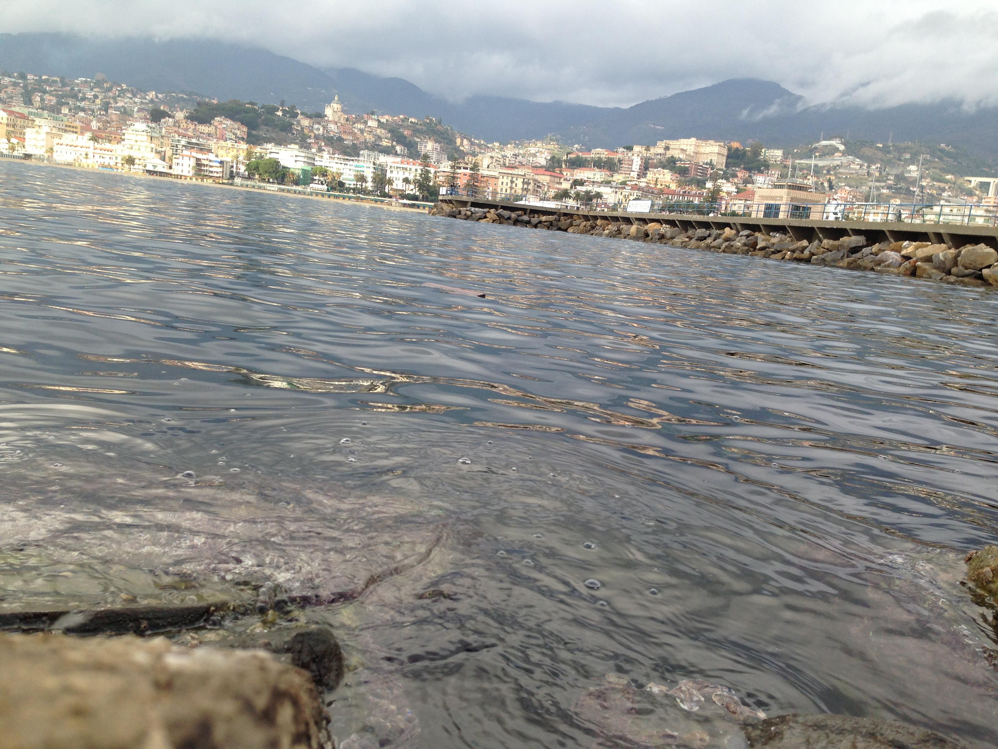 La marina de Portosole à Sanremo