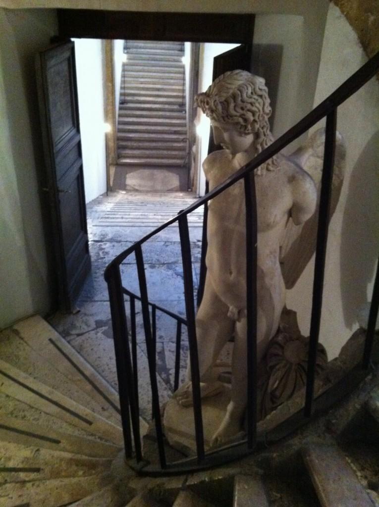 Les coulisses de la Villa de Medicis
