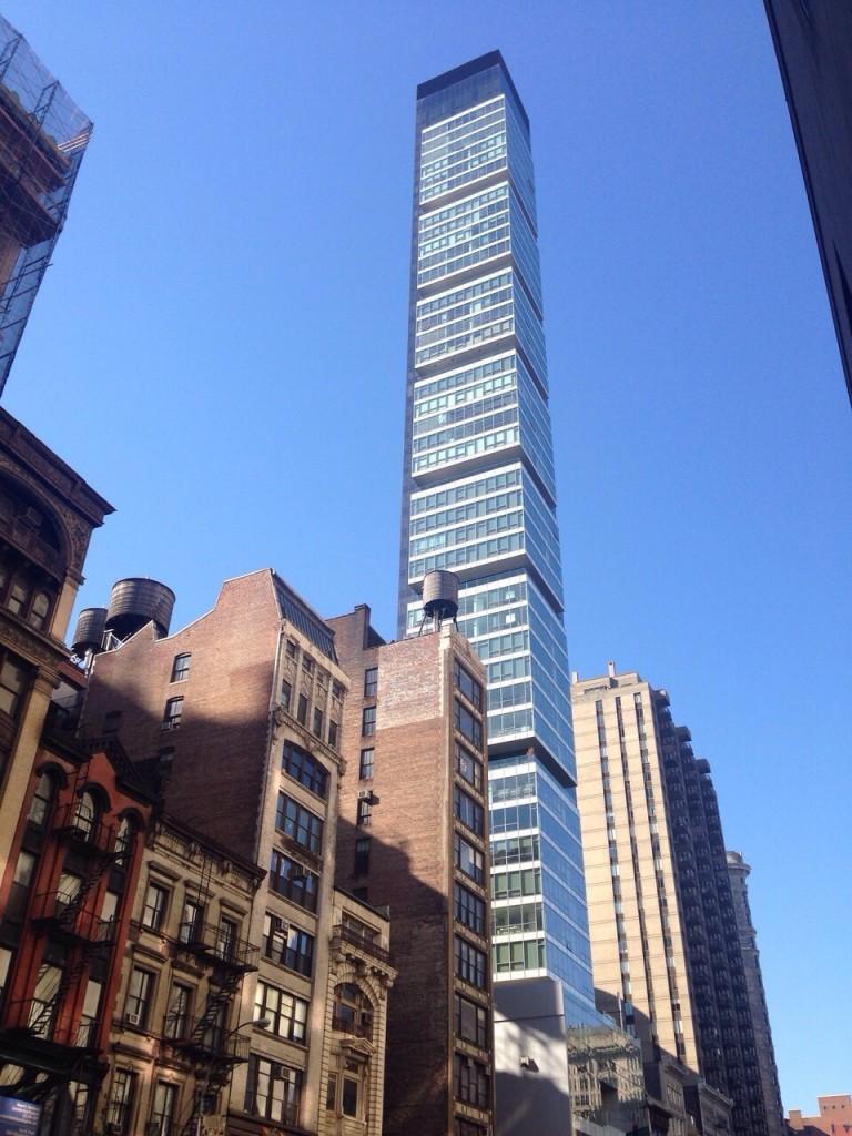 New York ville influente
