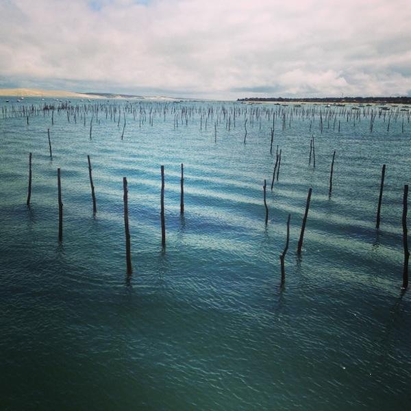 Le bassin d'Arcachon en Gironde