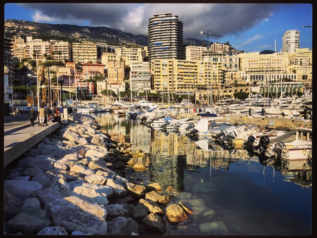 Monaco, l'un des plus petits pays du monde.