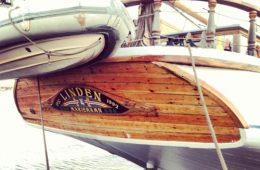 Le Linden, un trois mâts finlandais