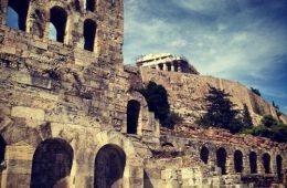 Objectif : 100 photos sur Athènes