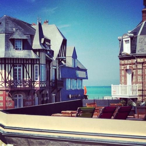 Fécamp sur les routes de Haute Normandie