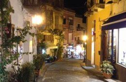 Escale de nuit sur Lipari