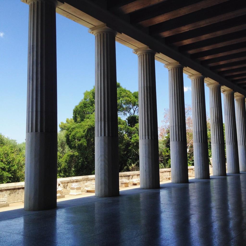 Balade au coeur d'Athènes