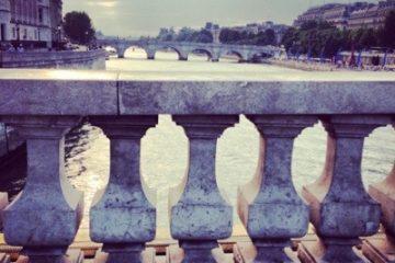 Objecctif : 100 photos sur la seine