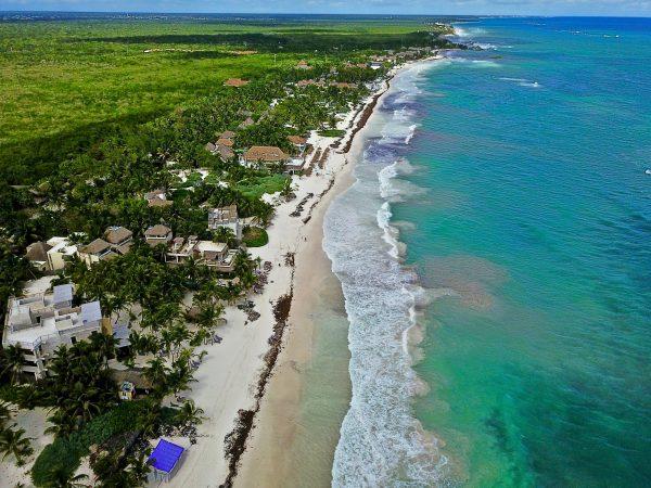 Le Quintana Roo dans l'Est du pays