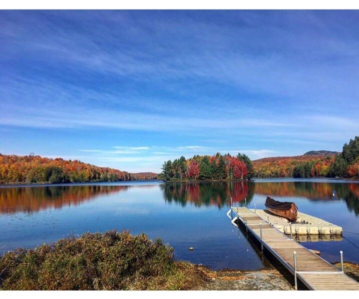 Parc national du Mont Orford, Canada. Crédits photos @Laza35