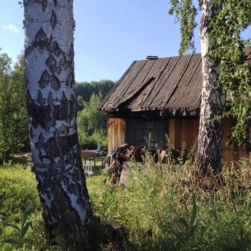 Datcha Sibérienne