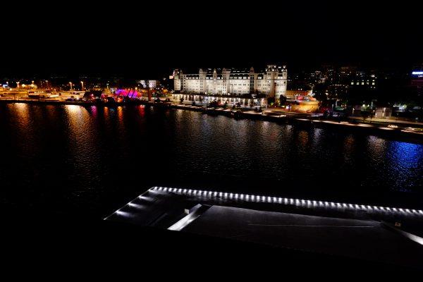Oslo la nuit